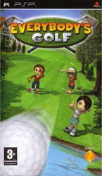 Hot Shots Golf Open Tee PSP