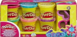 Hasbro Play-Doh Sparkle Compound Collection