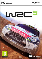 WRC 5 FIA World Rally Championship PC