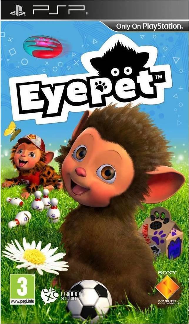 ed2d1360f09 Προσθήκη στα αγαπημένα menu EyePet PSP