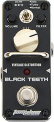 Tomsline Black Teeth Vintage Distortion