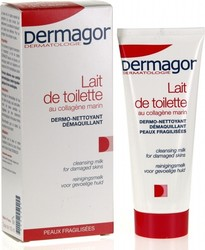 Dermagor Lait de Toilette au Collagene 100ml
