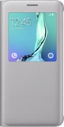 Samsung S-View Cover Silver (G920F Galaxy S6 Edge Plus)