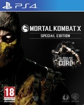 Mortal Kombat X (Steelbook) PS4
