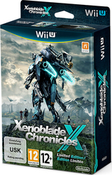 Xenoblade Chronicles X (Limited Edition) Wii U