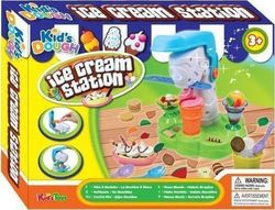 Kid's Toys Dough Πλαστοζυμαράκια Ice Cream Station