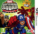Marvel Super Hero Squad The Infinity Gauntlet 3DS