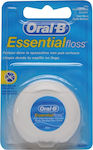 Oral-B Essential Floss Κερωμένο 50m