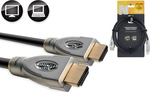 Stagg HDMI 1.4 Cable HDMI male - HDMI male 1.5m (NVC1,5HAM)