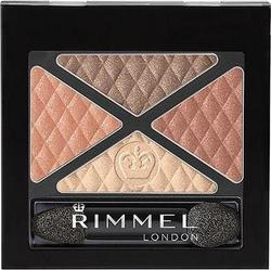 Rimmel Glam'Eyes Quad 019 Sun Safari
