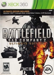 Battlefield Bad Company 2 Ultimate Edition XBOX 360