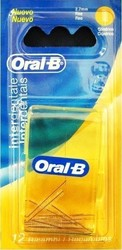 Oral-B Interdental Refill (κυλινδρικό) Fine 2.7mm 12τμχ