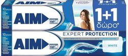 AIM Expert Protection White 2 x 75ml