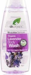 Dr.Organic Lavender Body Wash 250ml