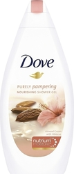 Dove Purely Pampering Almond Cream Body Wash 750ml
