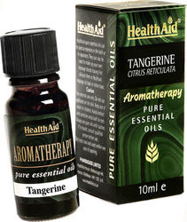 Health Aid Aromatherapy Tangerine Oil 10ml