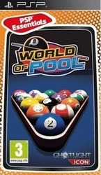 World of Pool (Essentials) PSP