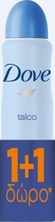 Dove Spray Talco 150ml x2