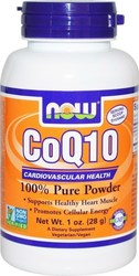 Now Foods CoQ10 Pure Powder 28gr