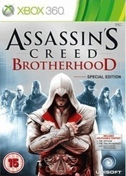 Assassin's Creed Brotherhood (Special Edition) XBOX 360