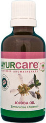 Ayurcare Jojoba Base Essential Οil 50ml