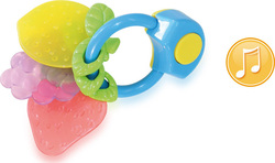 Lorelli Bertoni Musical Teether Fruits