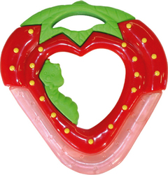 Lorelli Bertoni Strawberry Teether Red 1τμχ