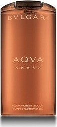 Bvlgari Aqva Amara Shampoo & Shower Gel 200ml