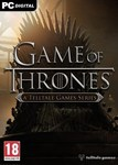 Game of Thrones A Telltale Games Series PC