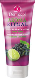 Dermacol Aroma Ritual Shower Gel - Grape & Lime250ml