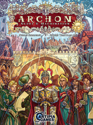 Artipia Archon : Glory & Machination