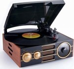 Bigben Interactive Art Deco Turntable