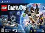 Lego Dimensions (Starter Pack) PS4