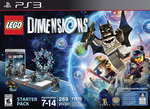 Lego Dimensions (Starter Pack) PS3
