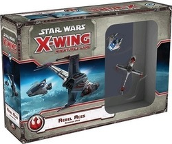 Fantasy Flight Star Wars X-Wing: Rebel Aces Expansion Pack