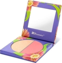 BH Cosmetics Floral Blush Duos Color Daisy