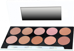 Elixir Make-Up 860 10 Color Blusher