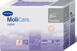 Hartmann MoliCare Premium Soft Super Medium 30τμχ