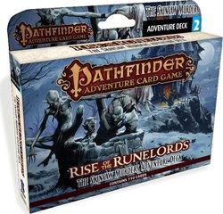 Paizo Pathfinder Rise of the Runelords: The Skinsaw Murders