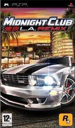 Midnight Club LA Remix PSP