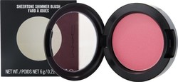 M.A.C Sheertone Shimmer Blush Color Dollymix