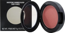 M.A.C Sheertone Shimmer Blush Color Plum Foolery