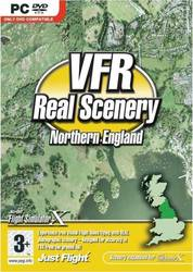 VFR Real Scenery Volume 4 - Northern England PC