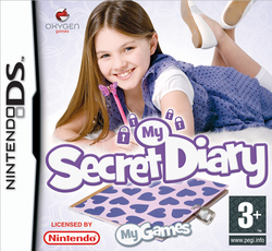 My Secret Diary DS