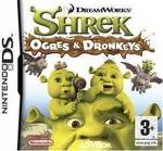 Shrek Ogres and Dronkeys DS