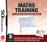 Professor Kageyama's Maths Training DS