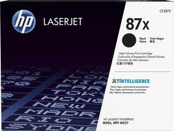 HP 87X Black High Yield Toner (CF287X)