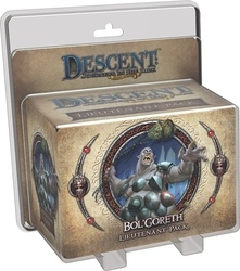 Fantasy Flight Descent Lieutenant Miniature: Bol'Goreth