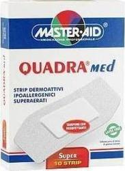 Master Aid Quadra Med 10 Strip Super
