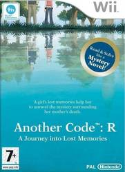 Another Code R A Journey into Lost Memories Wii